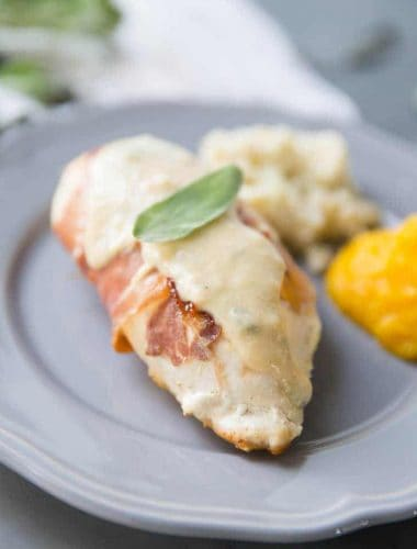 Chicken Saltimbocca Sauce