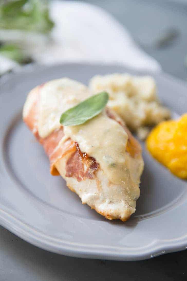 Chicken Saltimbocca Sauce