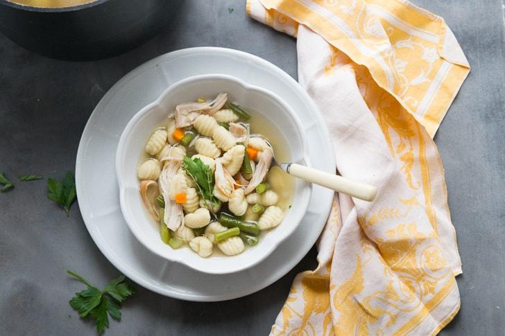 how to make easy dumplings for soup