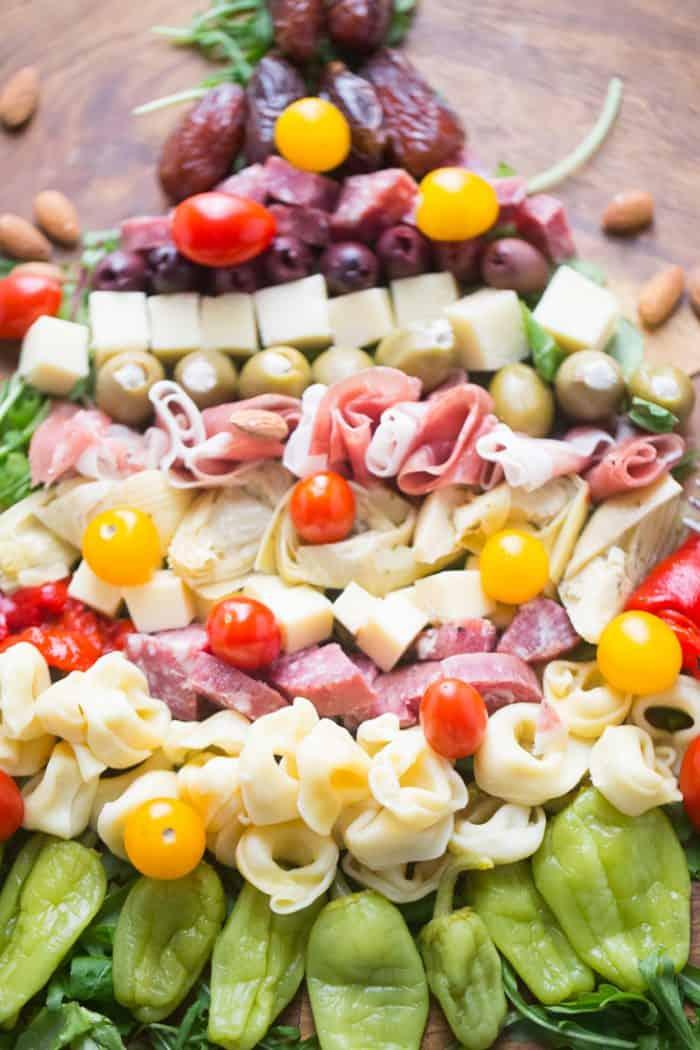 Easy antipasto recipe