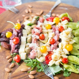 Antipasto Platter Ingredients