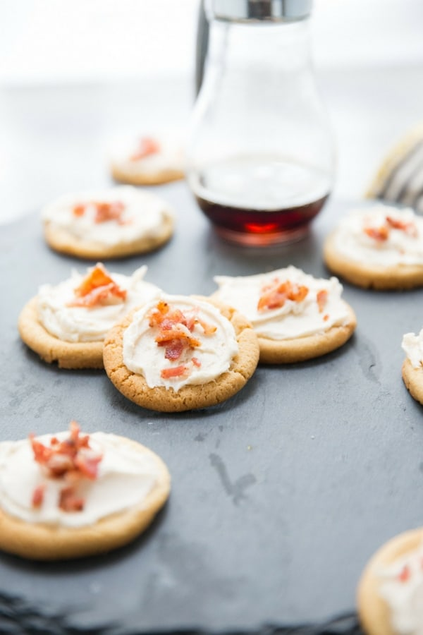 easy bacon cookies