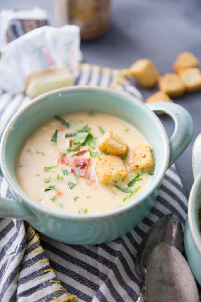 Macaroni Soup Recipe