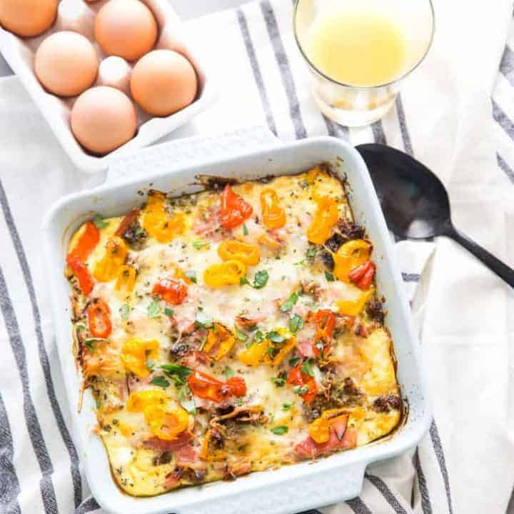 Farmers Breakfast Casserole