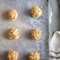 Peanut Butter and Jelly Protein Balls