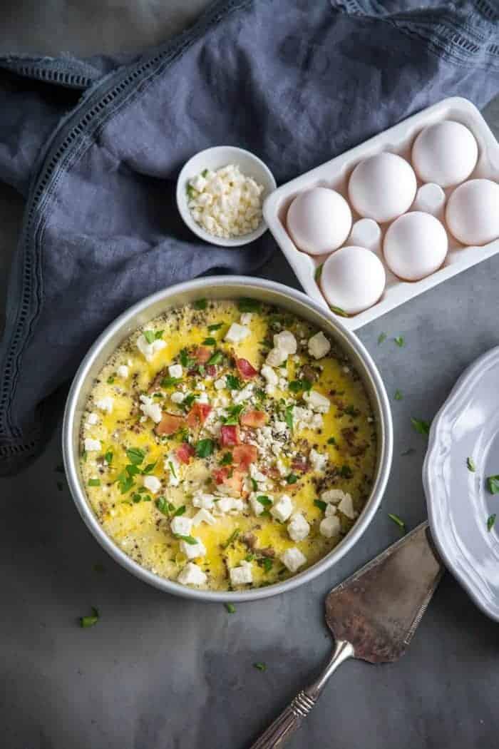 Instant Pot Breakfast Egg Casserole Lemonsforlulu Com