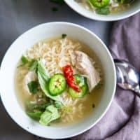 Chicken Pho Recipe