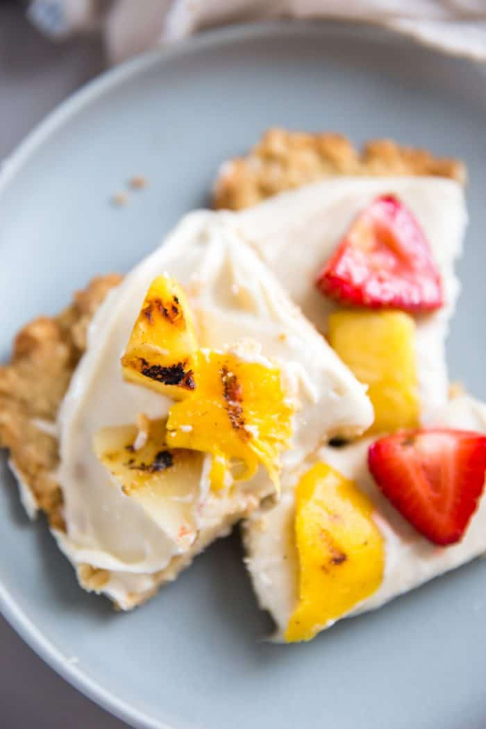 fruit pizza recipe with pineapple