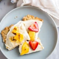 Grilled Fruit Pizza Recipe