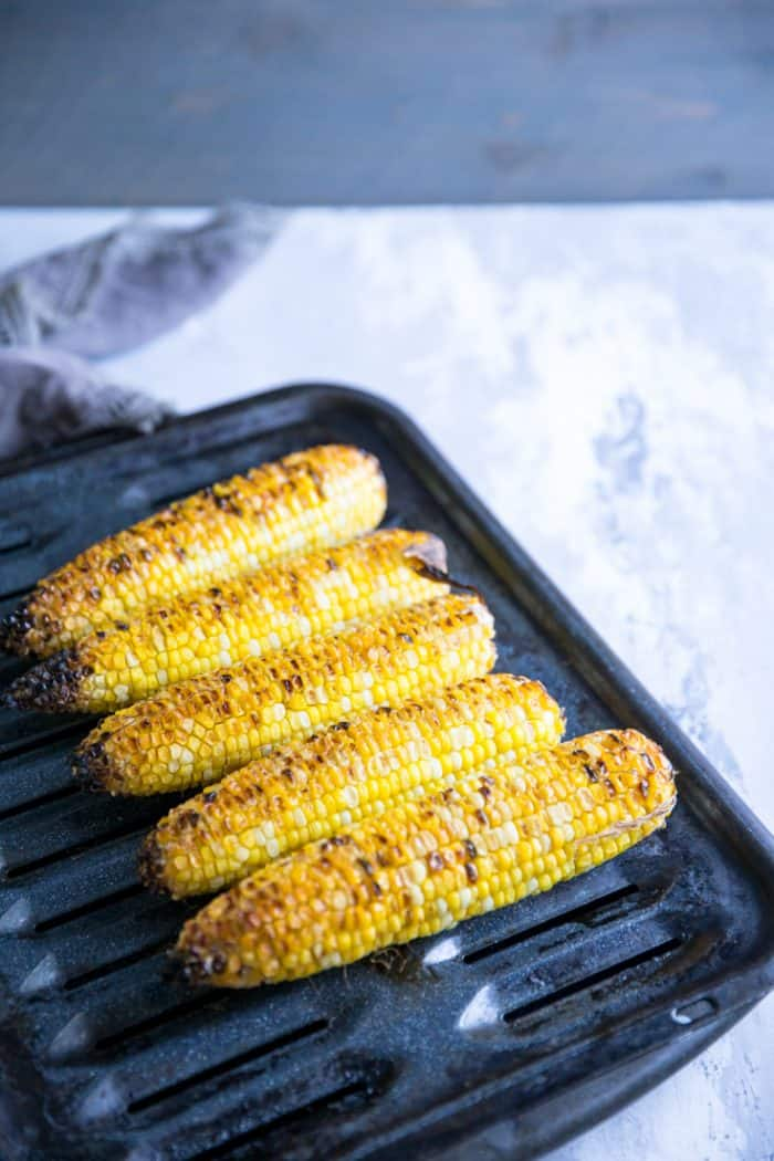 How To Broil Corn On The Cob