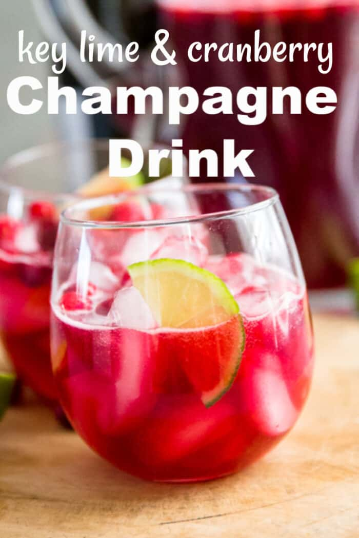 champagne drink title