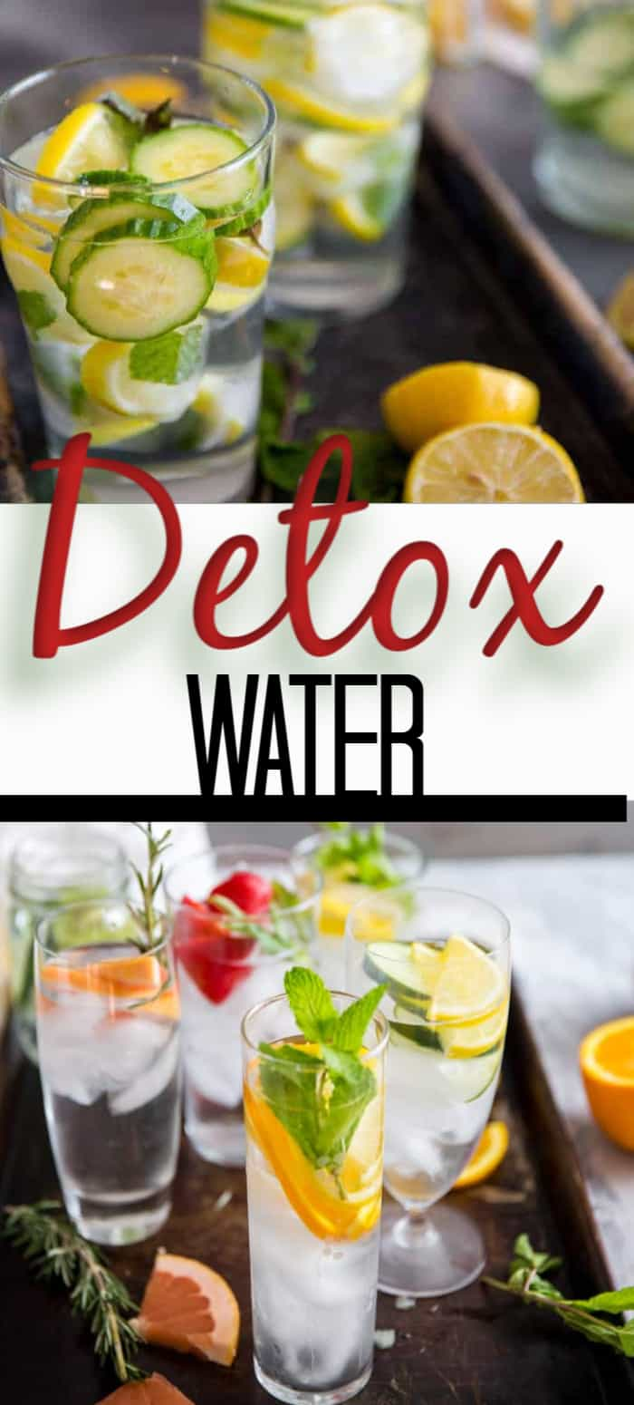 detox water title